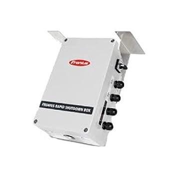 Fronius Rapid Herunterfahren Box für GALVO/Primo Frequenzumrichter ...