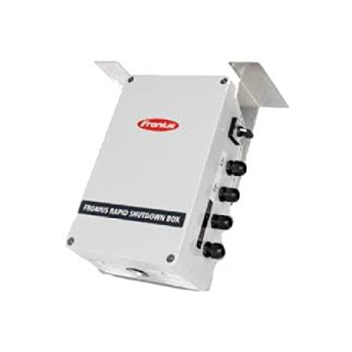 FRONIUS RAPID SHUTDOWN BOX FOR GALVO/PRIMO INVERTERS DUAL DC STRINGS 25A MAX- 4,240,152 by FRONIUS