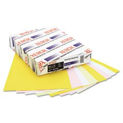 ** Premium Digital Carbonless Paper, 8-1/2 x11, White/Canary/Pink/Gldrod, 1250 Sets