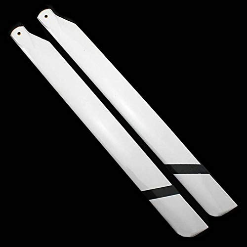 Yoton Accessories 430mm Glass Fiber Main Blade for T-REX Trex 500 ESP PRO RC -