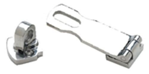 - Seachoice Swivel Hasp 316 Ss 1/4 In., 3 In. X 1-1/4 In.