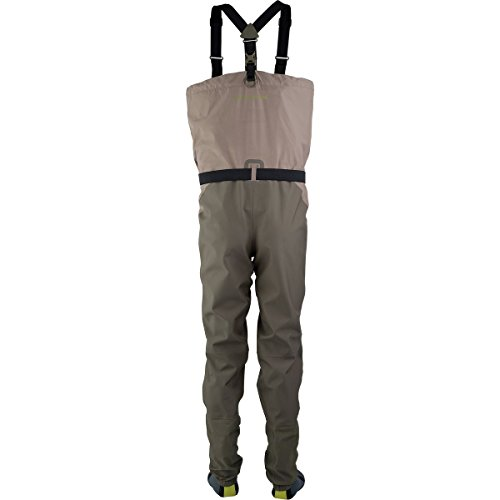 Hodgman aesis Sonic Zip Stocking Foot Wader Bronze/Olive