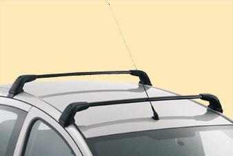 Genuine Peugeot 107 Roof Bars  5 Door Models Only 9616S5