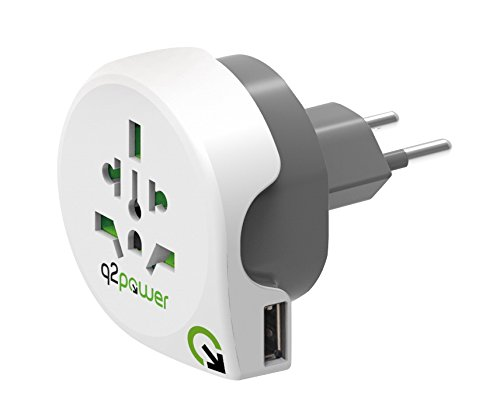 Switzerland Travel Adaptor (10A)