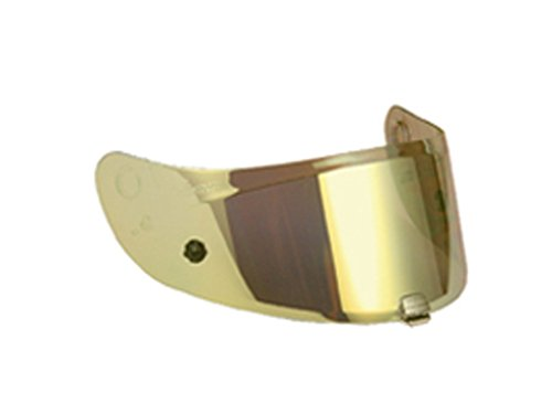 HJC HJ-26 RPHA 11 Motorcycle Helmet Replacement Spare Visor - Iridium Gold