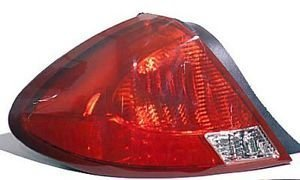 2000 - 2003 Ford Taurus (4 Door Sedan Only, Except Centennial model) Driver Taillight Taillamp NEW 3F1Z13405DA FO2800154