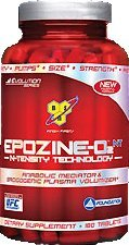 BSN Epozine-02 NT 180 Tabs Supplément Pré Workout