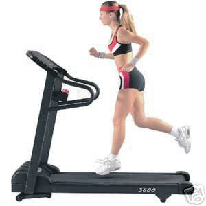 Steel Flex Treadmill XT-3601