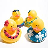: Luau Rubber Duck