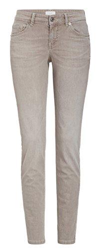 MAC Damen Jeans Carrie Pipe D793 latte macchiato wash