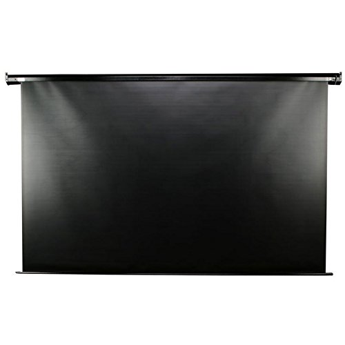 Elite Screens VMAX2, 100-inch 4:3, Wall Ceiling Electric Motorized Drop Down HD Projection Projector Screen, VMAX100UWV2 by Elite Screens (Image #2)'