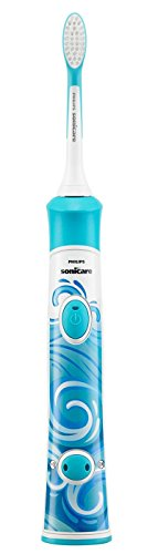 Philips Sonicare HX6311/07 Rechargeable Toothbrush for Kids