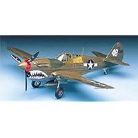 Academia 1668 1:72 P-40m /n Warhawk P40 Kit
