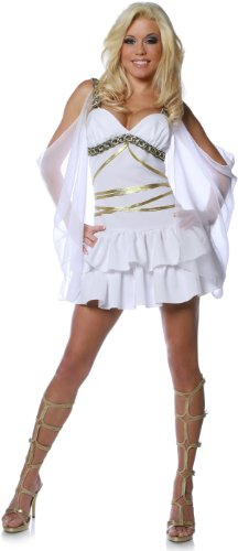 Sexy Aphrodite Goddess Adult Costume