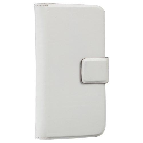 Sena Cases Magia Etui Portefeuille pour iPhone 5/5S Blanc