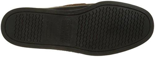 Chaussures Sebago Spinnaker Homme black Multicolore de Dk Voile 939 FGL Brown OOEwrqx4