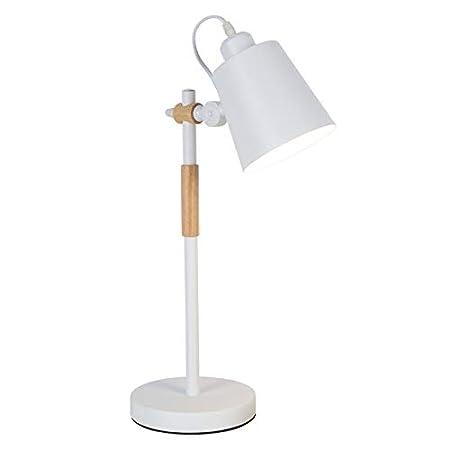 LMCYP EU13 Vintage Creativo lámpara de Mesa Escritorio Industrial ...