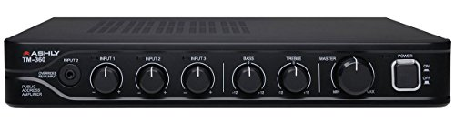 Ashly Audio TM-360 60W Mixer Amplifier by Ashly Audio