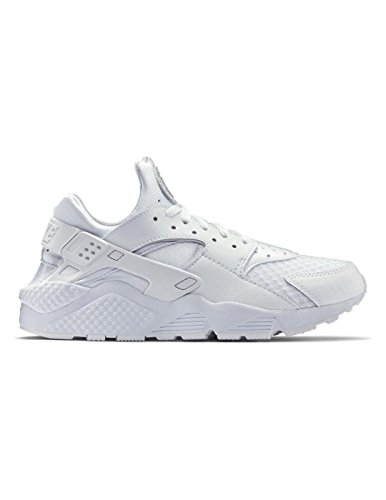 Nike Herren Air Huarache Run Prm Laufschuhe Weiß
