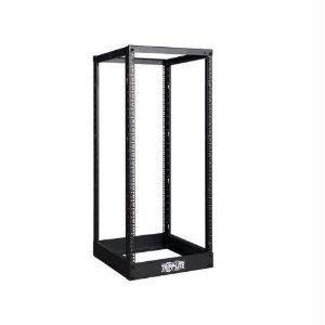 Tripp Lite Tripp Lite 25U 4-Post Open Frame Rack Cabinet Square Holes 1000Lb Capacity - By ''Tripp Lite'' - Prod. Class: Accessories And Cables/Rack Systems And Parts / Racks