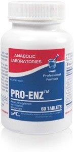 (Anabolic Laboratories, Pro-Enz 60 tablets)