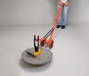 manhole cover lifter - 3