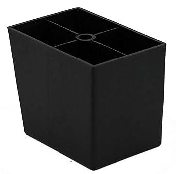 patas para atornillar 100 mm patas para muebles Design61 Juego de 4 patas para muebles para sof/á