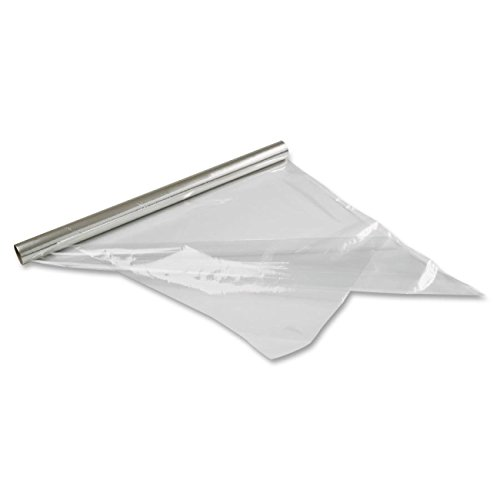 Pacon Products - Pacon - Cellophane Wrap, 20'' x 12-1/2 ft, Clear - Sold As 1 Roll - A colorful way to moisture-proof packaging, wrapping and crafts. - Thin, flexible and transparent cellulose made from a wood pulp. -