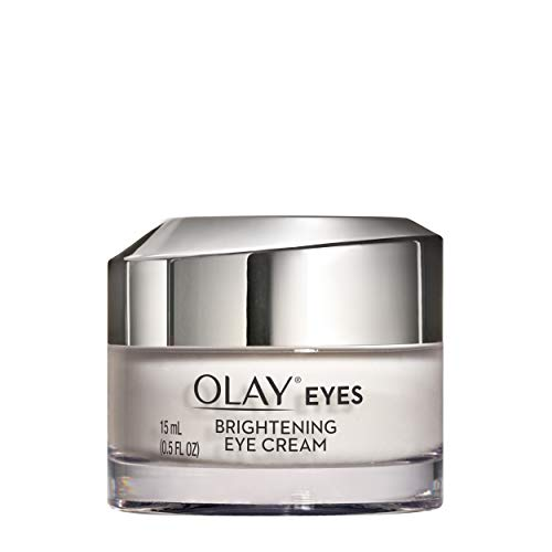 Olay Brightening Eye Cream for Dark Circles, 0.5 fl oz (Best Eye Cream To Brighten Dark Circles)
