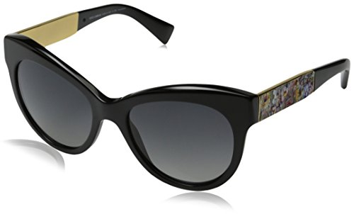 505568562272 D G Dolce   Gabbana Women s Mosaico Collection Polarized Round Sunglasses