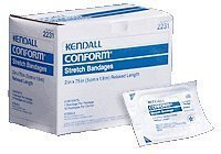 (2 X 75 Conform, 12 Rolls, Sterile by Kendall/Covidien)