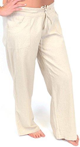Tom Femme Beige Complet Pantalon Mélangé Franks Lin En r1wZrq