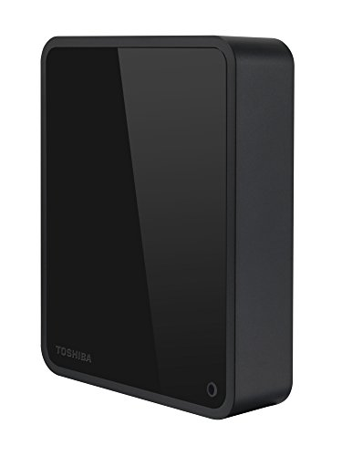 Toshiba Canvio for Desktop 5TB External Hard Drive (HDWC350XK3J1) by Toshiba