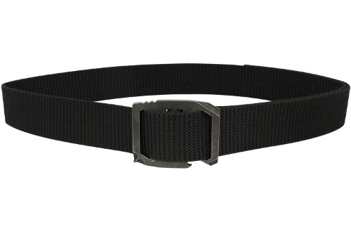 Bison Designs Kool Tool Technical USA Made Belt, Black, X-Large/46-Inch ()