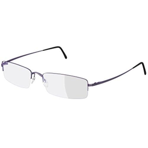 Eyeglasses Adidas Shapelite Nylor Performance Steel AF 35 6082 blue matte
