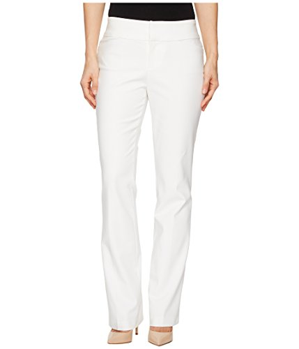 Liverpool Women's Graham Bootcut Trousers in Bright White Bright White 14 33