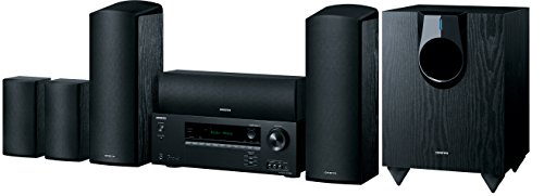 Electronics : Onkyo HT-S5800 5.1.2-Channel Dolby Atmos Home Theater Package
