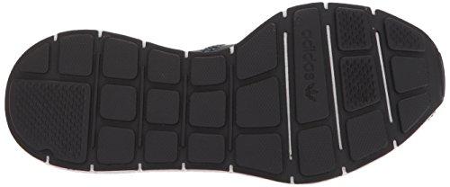 Black Unisex Steel Sneaker Big Adidas Originals Run 6 Kid S J Core Us M Swift Raw v0qxpgx5
