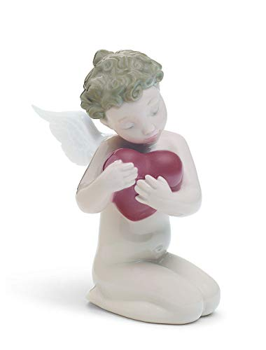 - Lladro NAO Porcelain Figurine Forever In My Heart
