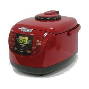 6bbae428b0e Japanese Rice Cooker For Overseas HITACHI RZ-XM10Y-R  Amazon.co.uk  Toys    Games