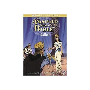 Amazon.com: Esther- Animated Stories From the Bible ...