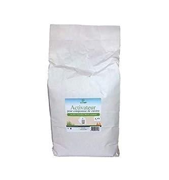 Ecovi compo0002 - Activador de compostaje (, Color Blanco, 20 x 5 x 32 cm: Amazon.es: Jardín