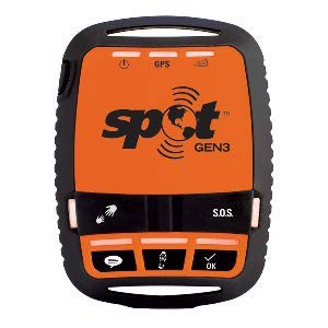 Best for hiking - Spot GEN3 Satellite GPS Tracker