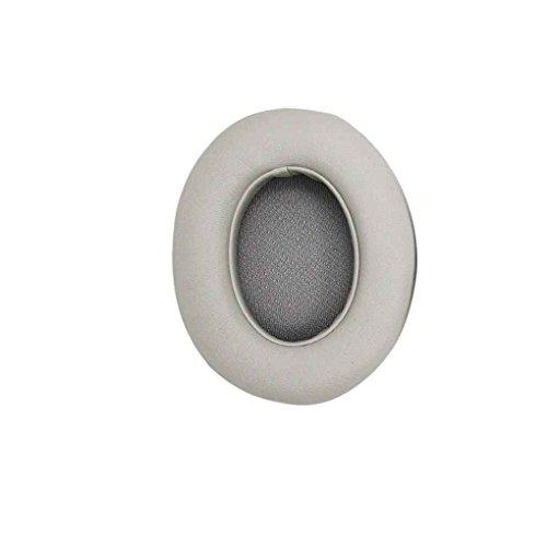 Providethebest 1 par de Auriculares Esponja Cubiertas de Repuesto Copa Relleno Earshield Cojines de Auriculares ergonómicos Earcaps Gris: Amazon.es: ...