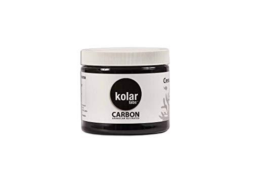 Jar Carbon - Kolar Labs- Aquarium Filter Carbon (Small Jar)