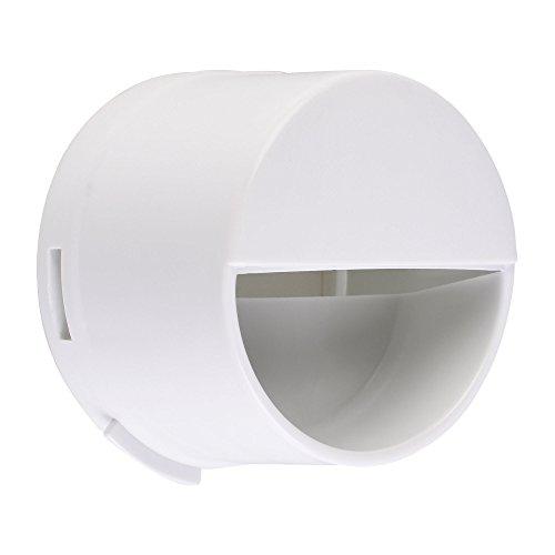 er Cap for Refrigerators Fits Most Whirlpool and Kenmore Side by Side Refrigerators 4396841,469020,W10121145 (White) (Refrigerator Cap)