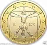 Italian Euro Coin %2D Leonardo da Vinci