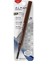 Almay Brow Pencil Triangle Tip, 801 Dark Blonde (Pack of 2)