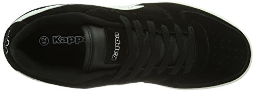 Footwear Herren TROOPER men Black White Kappa Sneakers 1110 DELUXE Schwarz wUqTxEg