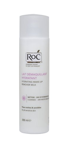 ROC Hydrating Make-Up Remover Milk  200ml/6.8oz